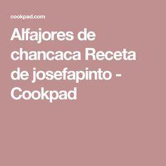 Alfajores de chancaca Receta de josefapinto - Cookpad