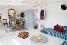 Bed & Breakfast en La Rioja : Salones de estilo mediterráneo de Casa Josephine