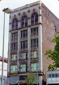 Goodwill Store, formerly The Emporium, Fort Wayne IN :: Historic Photos