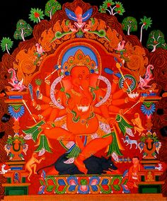 Shop for ganesh art from the world's greatest living artists. All ganesh artwork ships within 48 hours and includes a money-back guarantee. Choose your favorite ganesh designs and purchase them as wall art, home decor, phone cases, tote bags, and more! Ganesha Art, Lord Ganesha, Ganesh Idol, Hindu Deities, Hinduism, Buddha Art, Art Pages, All Print, Buddhism