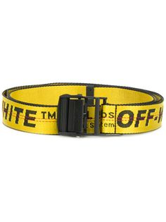 Off-White woven belt