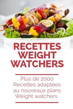 Recettes Weight watchers You will find on this page more than 2000 ww recipes, calculated according to the new green, purple and blue plans. Simple Muffin Recipe, Healthy Muffin Recipes, Healthy Muffins, Ww Recipes, Weigh Watchers, Weight Watchers Meals, Clean Eating Diet, Clean Eating Recipes, Weight Loss Smoothies