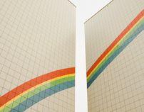 Ost by Matthias Heiderich, rainbow power!