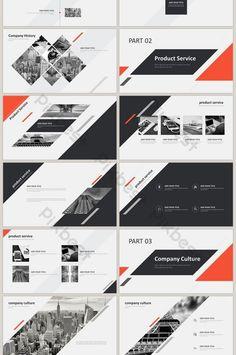catálogo perfil de la empresa promoción de productos plantilla ppt Graphisches Design, Book Design Layout, Graphic Design Tips, Graphic Design Typography, Template Web, Powerpoint Design Templates, Best Presentation Templates, Presentation Layout, Brochure Layout