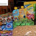 Staying Sane in the Car with a Toddler Part 2: Snacks Edition » Hot Mess Nest