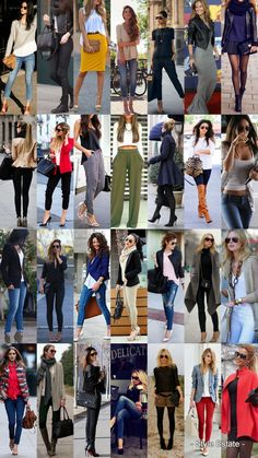 57 GREAT FALL - WINTER OUTFITS ON THE STREET (PART 2)   Be sure to follow my Pinterest board Fashion Estate for all of the  latest Fashion and Style updates. I update Fashion Estate at least 6 times  a day so you will not want to miss that.  You might also like 60 Great  Winter Outfits For Your