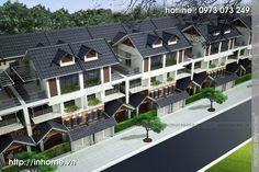 Thiết kế nhà vườn BIDV