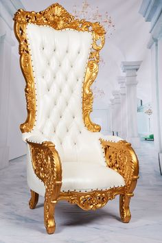 HIGH QUALITY, HAND MADE, AND TIMELESS. SHOP WITH US TO BE ROYAL! We are currently offering for sale, queen thrones, king thrones, and mini thrones. New shipments of throne chairs arrive 3 times every month. Stay tuned every week with us for more updates and sales.