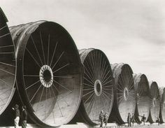 Margaret Bourke-White, one of my favourite photographers...discovered her while going to design school.