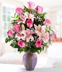 1000 images about flores para mam on pinterest gerbera for Arreglos de rosas sencillos