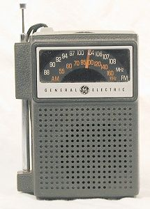 General Electric P-4715...This was my first AM/FM RADIOS I had as a kid.