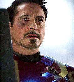 Tony Stark Gif, Rober Downey Jr, New Iron Man, Pepper Potts, Avengers Pictures, Marvel Quotes, I Robert, Iron Man Tony Stark, Man Thing Marvel