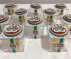 Festa do Davi!!! 5 Aninhos #lembrancinhas #festainfantil #scrapfesta #patrulhacanina #festademenino #caixaspersonalizadas Paw Patrol Party, Paw Patrol Birthday, Happy Birthday Baby, Boy Birthday, Ideas Para Fiestas, First Birthdays, Projects To Try, Favors, 1