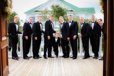 Wedding Photography Ideas #tuxedos #groomsmen #churchwedding