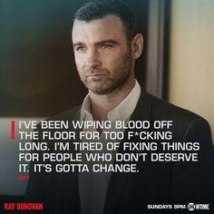 RAY DONOVAN   Covers (...