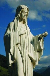 O nabożeństwie św. Franciszka do Matki Bożej