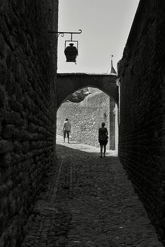 Out of time rhythms (Carcassonne, France)