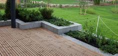 Clear but versatile Outdoor Living, Outdoor Decor, Terrace Garden, Green Garden, Garden Inspiration, Home Deco, Outdoor Gardens, Pergola, Home And Garden