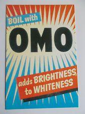 Omo washing powder.