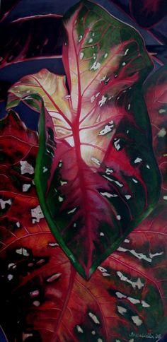 Veins of Light by Teresa Waller
