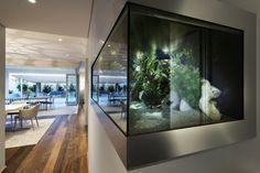 Como decorar pasillos, 50 ideas geniales para el hogar.Variantes de diseño para diferentes pasillos.Colores y elementos decorativos para estos espacios.