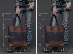 Leder Tasche jeden Tag lässig in Brandy und Tiefsee Farben mit echtem Ledergriffe. ❶ MESSUNGEN Breite-13,8 Zoll (35 cm) Länge-15,7 Zoll (40 cm) Tiefe-3,9 Zoll (10 cm) Griffe-9,8 Zoll (25 cm) Wir können benutzerdefinierte Größe machen, wenn Sie benötigen. ❷ FARBE Brandy + Tiefsee
