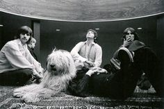 Paul McCartney had a sheepdog named Martha who he claims was the love of his…