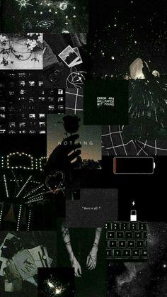 Cute Black Wallpaper iPhone floral background for iPhone - Glitch Wallpaper, Wallpaper Pastel, Cute Black Wallpaper, Black Phone Wallpaper, Wallpaper Keren, Mood Wallpaper, Iphone Wallpaper Tumblr Aesthetic, Black Aesthetic Wallpaper, Iphone Background Wallpaper