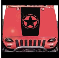 Hot Pink Graphic Emblem Rubicon. Sticker 6 to 8 Year Outdoor Life Jeep Wrangler Windshield Banner Decal Color Magenta Pink