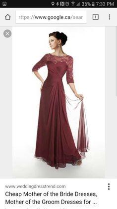 778a62bacfde A-Line/Princess Bateau Floor-length Chiffon Lace Mother of the Bride Dress