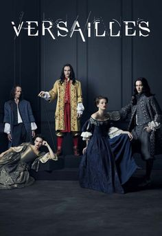 "Fans of The Tudors...try this one, on Netflix, ""Versailles""....Stunning visuals and razor sharp intrigue."