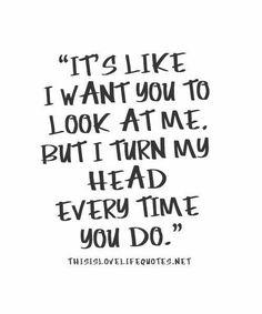 thisislovelifequotes for Quotes, Love Quotes, Life Quotes, Live Life Quote, Moving On Quotes and Inspirational Quotes. Cute Crush Quotes, Secret Crush Quotes, Life Quotes To Live By, Cute Boy Quotes, Crush Funny, Live Life, Crush Quotes Tumblr, Crush Sayings, Now Quotes