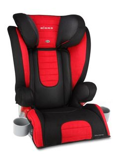 diono monterey booster seat red