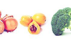 Como cada mes, productos de temporada. En abril, te traemos nísperos, cebollas y brócolis para comer más barato, más sano y reduciendo la huella ecológica.