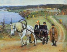 Category:Paintings by Eero Järnefelt - Wikimedia Commons Painter, Illustration, Painting Illustration, Painting, Paintings I Love, Art, Portrait Painting, European Paintings, Art History