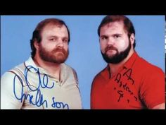 Arn Anderson on being terrified of Ole Anderson - YouTube