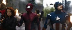 VOTD: 'The Amazing Spider-Man' Edited Into 'The Avengers'