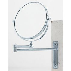 Shop for Danielle 1x-10x Adjustable Round Wall Mount Mirror. Get free delivery at Overstock.com - Your Online Beauty Products Destination! Get 5% in rewards with Club O!