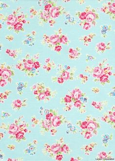 Antique Flower in Pastel by Lecien (all of the fabric in this line is amazing!)