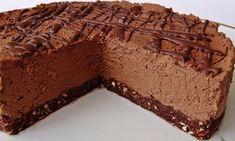 Čokoládová torta bez pečenia | Moje obľúbené recepty Sweet Desserts, No Bake Desserts, Sweet Recipes, Delicious Desserts, Dessert Recipes, Baking Recipes, Cookie Recipes, Hungarian Desserts, Czech Recipes