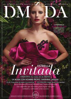 REVISTA DMODA EN LA CIUDAD EDICIÓN Nº 21  Edición digital de la edición 21 de la revista Dmoda en la Ciudad.