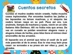 Orientación Andújar: Cuentos secretos para mejorar la velocidad lectora Dual Language, Comprehension, Spanish, How To Plan, Education, Reading, School, Blog, Psp