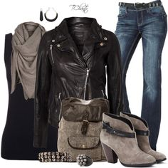 Soft rock, created by tchantx on Polyvore