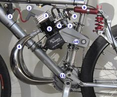 High Performance Gas Powered Bicycles | KC's Kruisers - Motorized Bike Forum