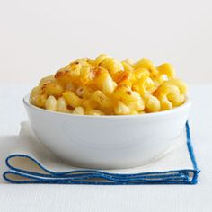 Two-Cheese Mac 'n Cheese Recipe from Taste of Home Magazine june july 2012