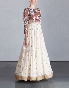 Check out our Off White Koela Buta Anarkali Dress by MRUNALINI RAO available at Ogaan Online store at special price. Shop Online Off White Koela Buta Anarkali Dress by Mrunalini Rao available at Ogaan India Anarkali Dress, Pakistani Dresses, Indian Dresses, Anarkali Suits, Dhoti Saree, White Anarkali, Lehenga Choli, Simple Gown Design, Long Dress Design