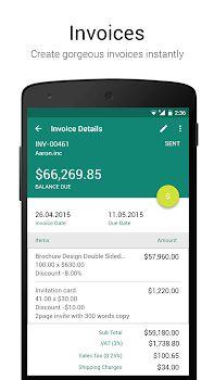 Best Invoice UI Images On Pinterest Design Web App Design And - Invoice tracking app