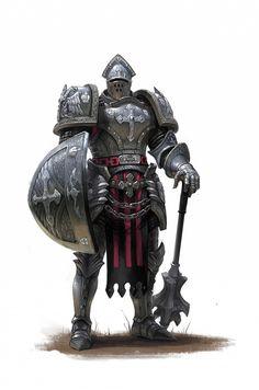 Medieval Armor, Medieval Fantasy, Cleric, Dnd Paladin, Necromancer, Armors, Knights, Dark Fantasy, Fantasy Armor