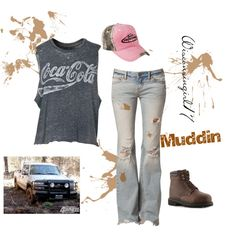 Muddin, created by wisconsingirl17 on Polyvore