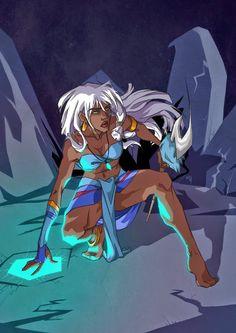 "Kida by Thissys.deviantart.com on @DeviantArt - From ""Atlantis: The Lost Empire"""